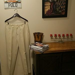 Polo by Ralph Lauren pants. 33x32